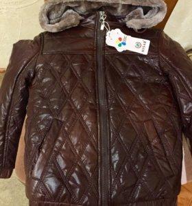 Куртка (на 5 лет)