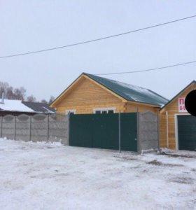 Дом в Емельяново 88м2