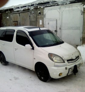 Toyota FunCargo( Фунтик)