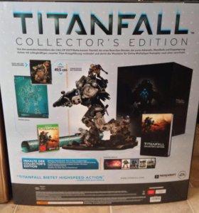 Titanfall Коллекционное издание