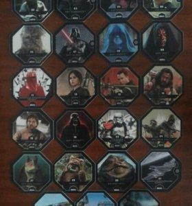 Фишки Звёздные войны