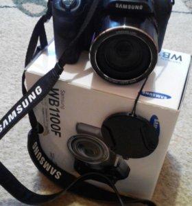 Цифровой фотоаппарат SAMSUNG WB1100F Black
