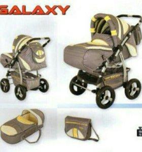 КоляскаAdamex Galaxy