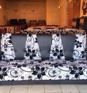 55 Новый диван кровать мешковина от производителя