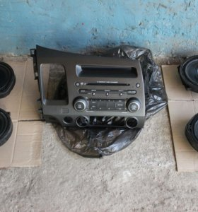Штатная аудиосистема civic 2008 седан оригинал