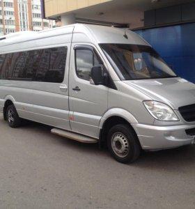 Микроавтобусы на заказ