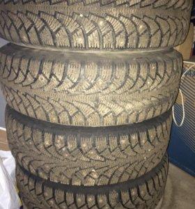 Зимние колёса р14 4 штуки