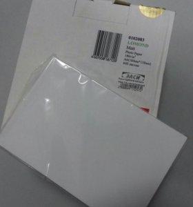 """Бумага """"LOMOND"""" (10×15) 180 гр (матовая)"""