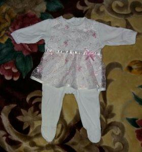 Платье на малышку(раб. в ин-е не интересует!!!)