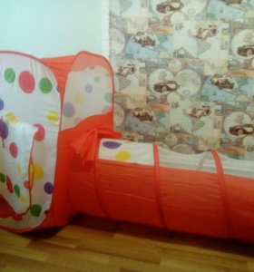 Палатки детские,туннель