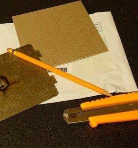 Слюда для ремонта микроволновки свч