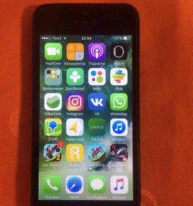 iPhone 5 32 bleak