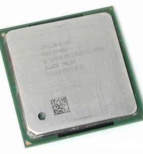 Процессор Socket 478 Intel Pentium IV 2.53GHz /533