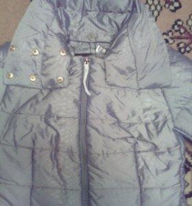 Новая куртка 44_46р