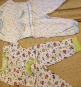 Пижамы, майки, трусы, колготки