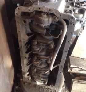 Двигатель на  трактор т 40