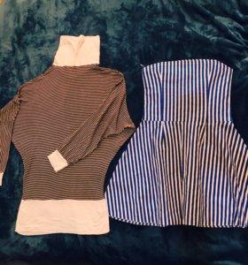 2 платья s