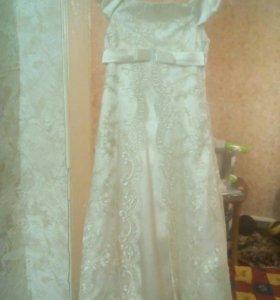 Платье на праздник в садик на 6-8 лет