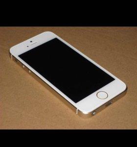 iPhone 5s 16 гб золотой