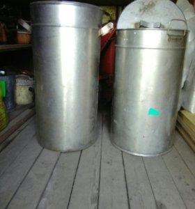 Баки нержавейка 50 литров