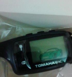 Пульт от автосигнализации томагавк 9010
