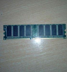 Оперативная память ddr-333mhz 512 мб