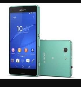 Телефон Sony Xperia z3 compakt