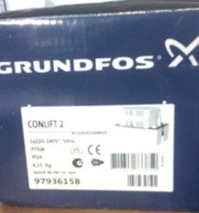 Насосная установка Grundfos Conlift 2