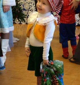 """Новогодний костюм """"Буратино"""""""