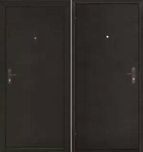Дверь стройгост 5-1 мет.мет