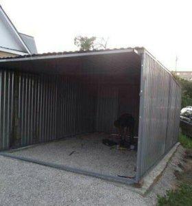 Б/у гараж