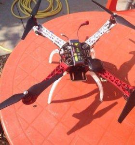 Квадрокоптер f450