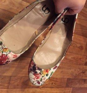 Балетки- туфли