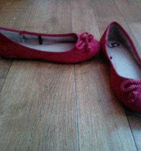 Туфли новые 37.5