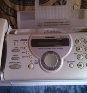 3в1 Факс/телефон/копир