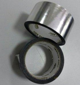 Скотч металлизированный (50мм х 50м)
