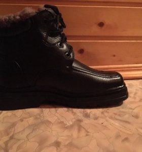 Зимняя Обувь L.R.F