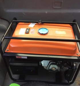 Бензиновый генератор Magnus БГ 6500-E3