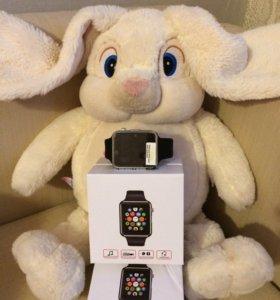 Умные ⌚️часы smart watch w8