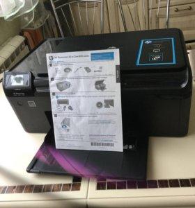 Принтер-сканер-копир. Цветная печать,  фотографии.