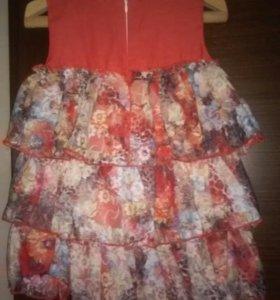 Платье на девочку.