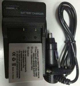 Зарядное устройство и аккумулятор к видеокамере