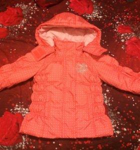 Курточка на девочки