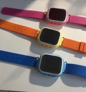 Детские часы smart baby watch с gps wonlex