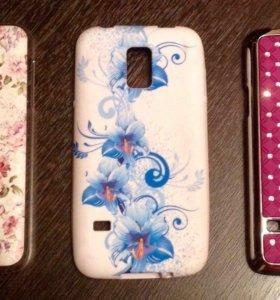 Чехлы для телефона Samsung Galaxy S5 Mini