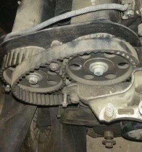 Двигатель фокус 2 1.4 16кл