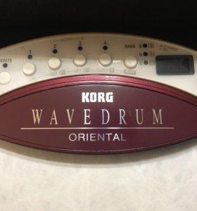 Korg Wavedrum Oriental.