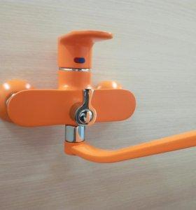 Смеситель (оранжевый)