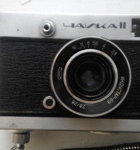 Фотоаппарат чайка-2, фотоаппарат Смена