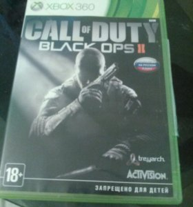 Игра Call of duty Black ops 2 для Xbox360